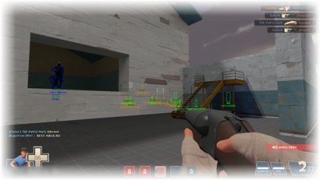 WH для Team Fortress 2 (60 ver)